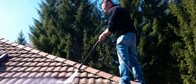 traitement de toiture contre l'humidité